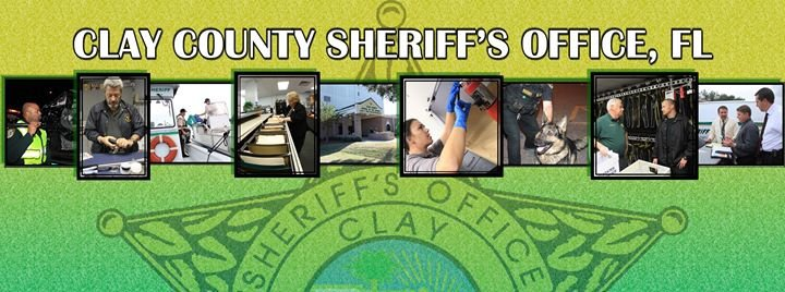 Clay County Sheriff's Office, Florida cover