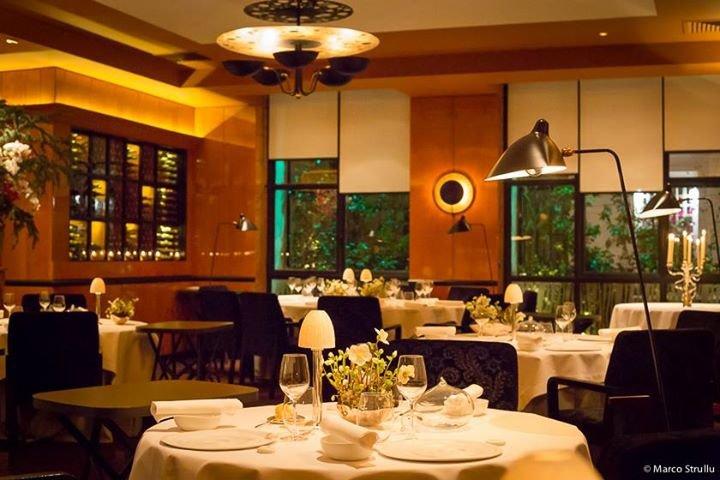 Pierre Gagnaire Restaurant cover