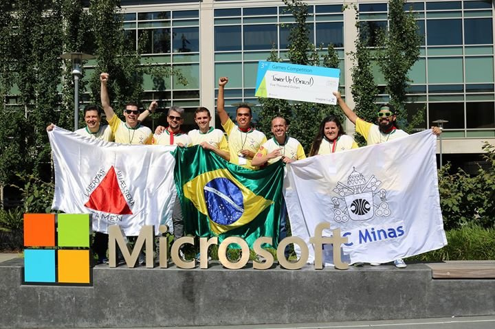 Microsoft Innovation Center PUC Minas cover
