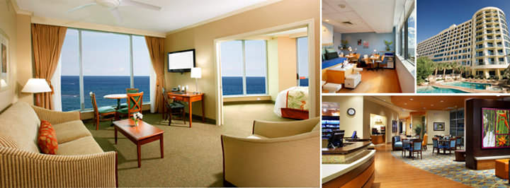 Residence Inn By Marriott Ft Lauderdale Pompano Beach Oceanfront Hotel, FL cover