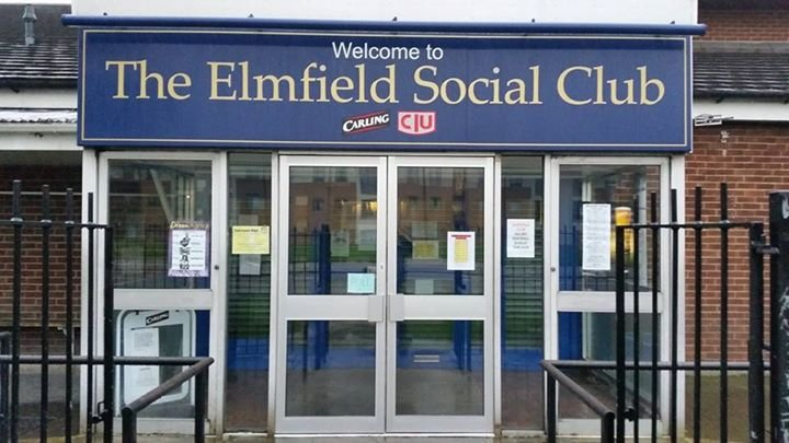 Elmfield social club cover