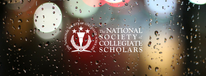 The National Society of Collegiate Scholars at FIU cover