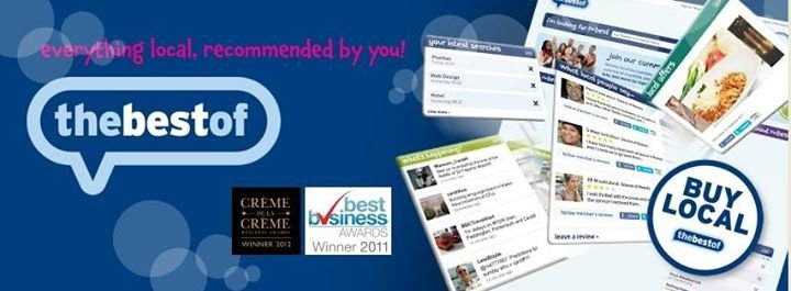 thebestof Bury St Edmunds- showcasing the best businesses & events in Bury cover