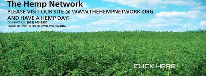 The Hemp Network cover