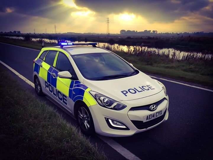 Policing Whittlesey cover