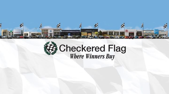 Checkered Flag Auto Group cover