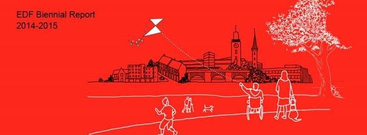 European Disability Forum cover