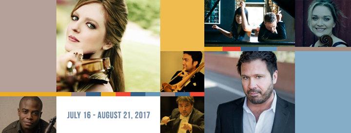 Santa Fe Chamber Music Festival cover
