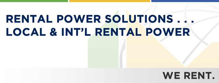 Rental Power Solutions cover