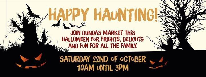 Dundas Shopping Centre & Indoor Market cover