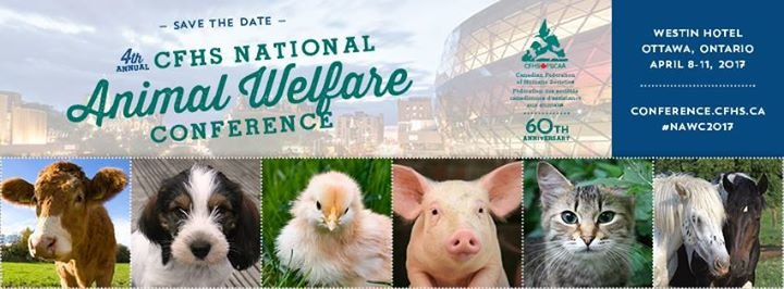 Canadian Federation of Humane Societies (CFHS/FSCAA) cover