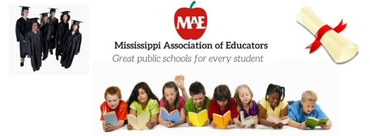 Mississippi Association of Educators cover