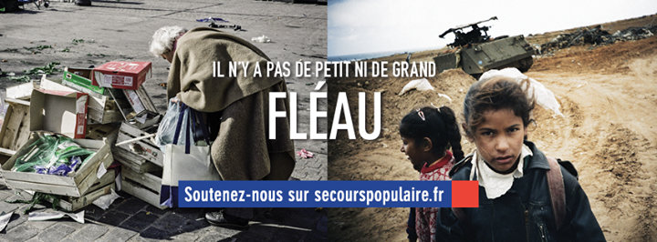 Secours populaire cover