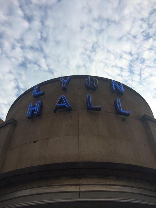 Lyon Hall cover