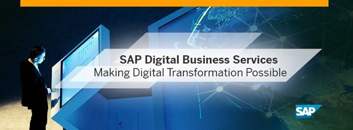 SAP Digital Business Services cover