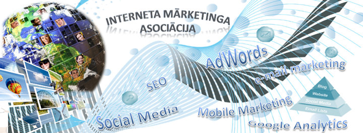 Latvian Internet and Digital Marketing Association cover