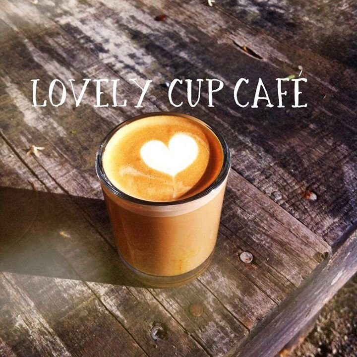 Lovely Cup Cafe cover