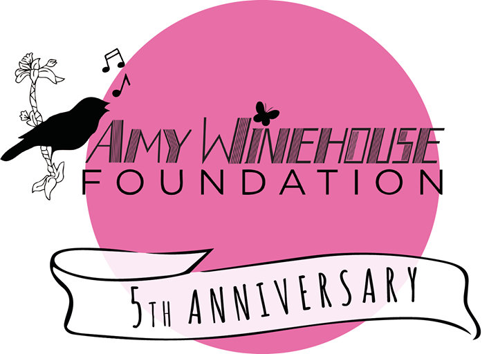 Amy Winehouse Foundation cover