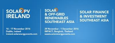 Solar Energy Events cover