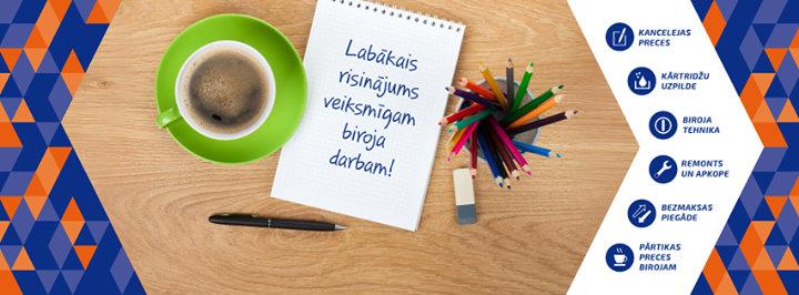 Baltijas Biroju Serviss cover