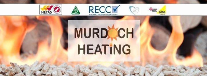 Murdoch Heating cover