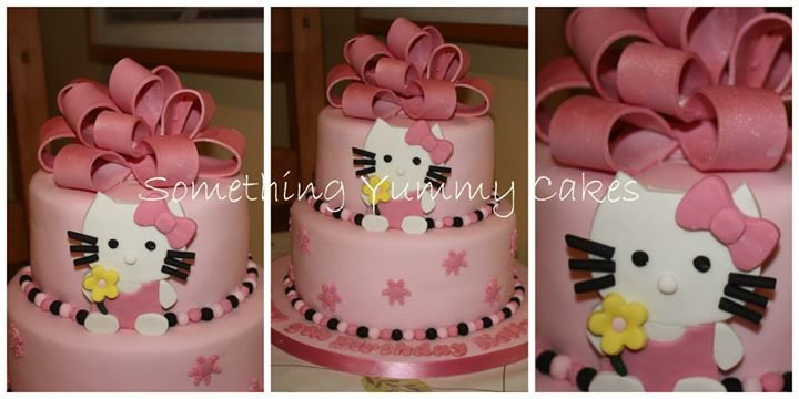 Something Yummy Cakes & Catering cover