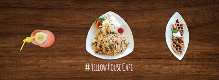 Yellow House Cafe cover