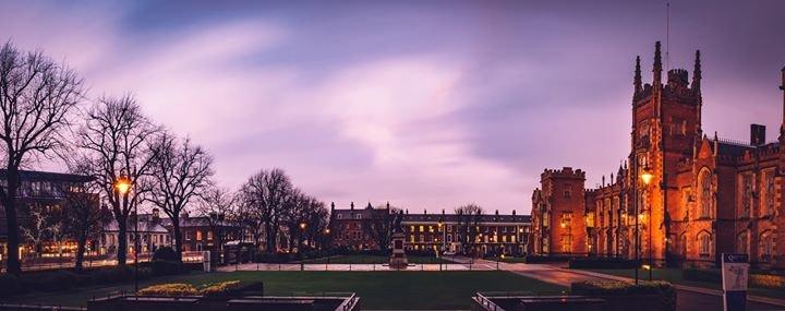 Queen's University Belfast cover