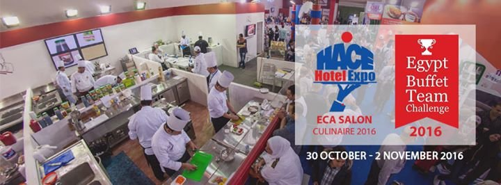 Egyptian Chefs Association (ECA) cover