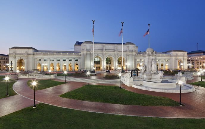 Union Station, Washington D.C. cover