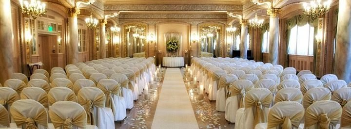 Davenport Hotel Weddings & Events cover