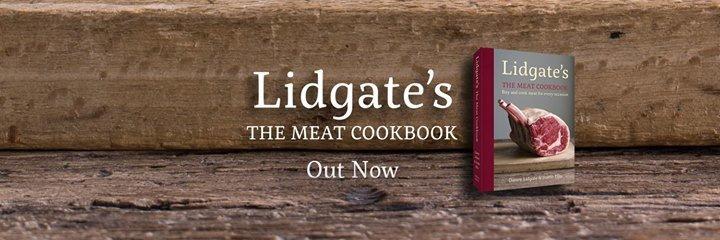 Lidgates Butchers cover