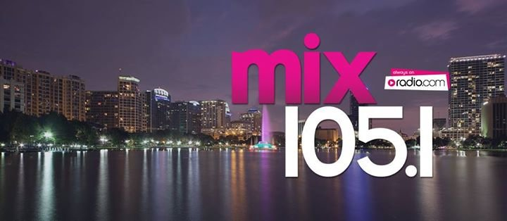 MIX 105.1 cover