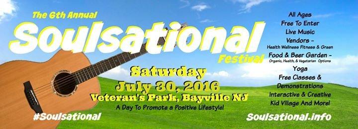 Soulsational Music & Wellness Festival cover