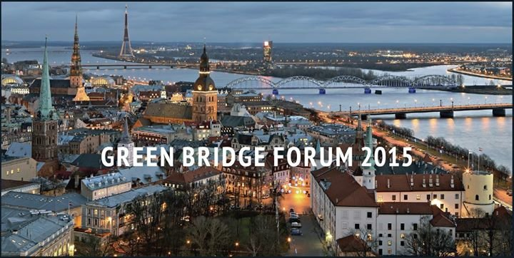 Green Bridge Forum cover