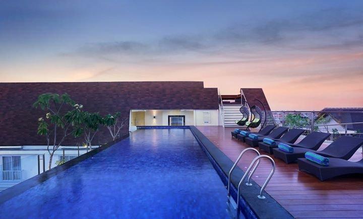 Holiday Inn Express Bali Kuta Square cover