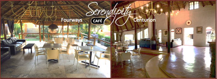 Serendipity Art Cafe - Fourways and Centurion cover
