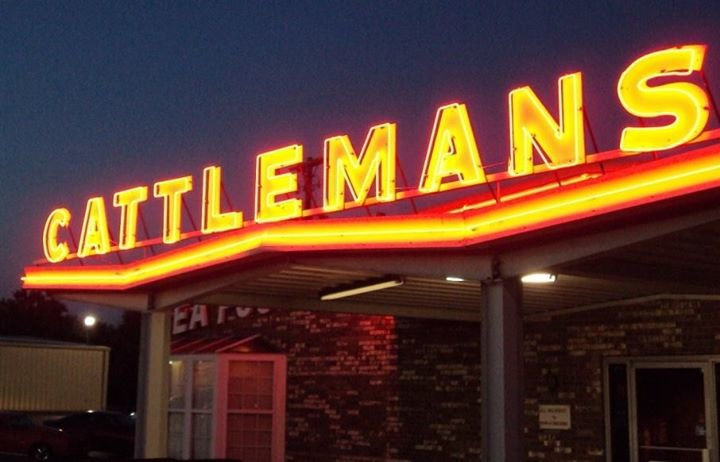 Cattlemans Steakhouse of Texarkana cover