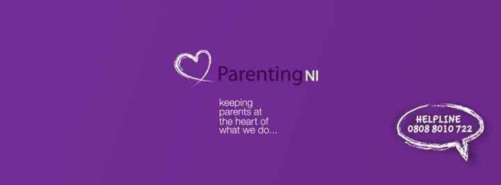 Parenting NI cover