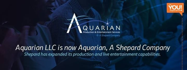 Aquarian LLC, Entertainment & Production Services cover