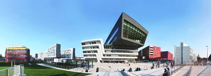 WU (Wirtschaftsuniversität Wien) cover