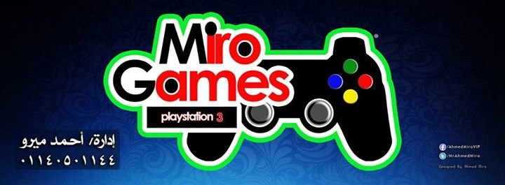 MiroGames cover
