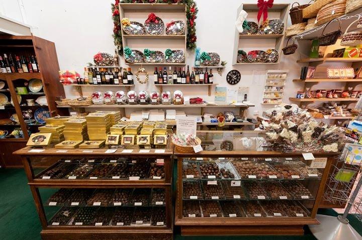 Thornebrook Chocolates cover