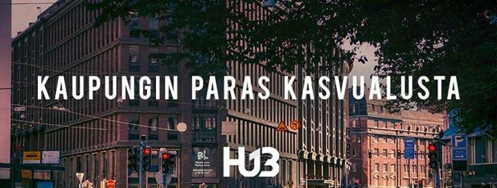 HUB13 cover