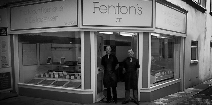 Fentons at 42 cover