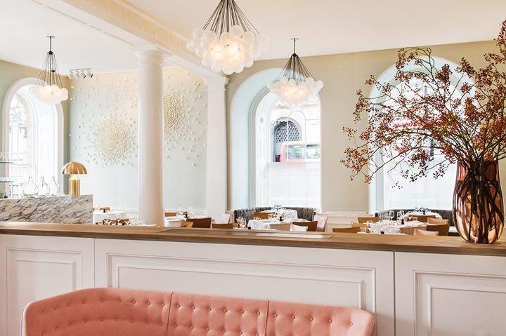 Spring Restaurant, Somerset House cover