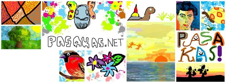 Pasakas.net cover