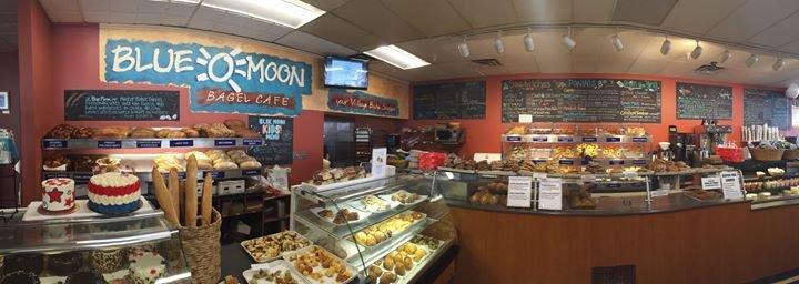 Blue Moon Bagel Cafe cover