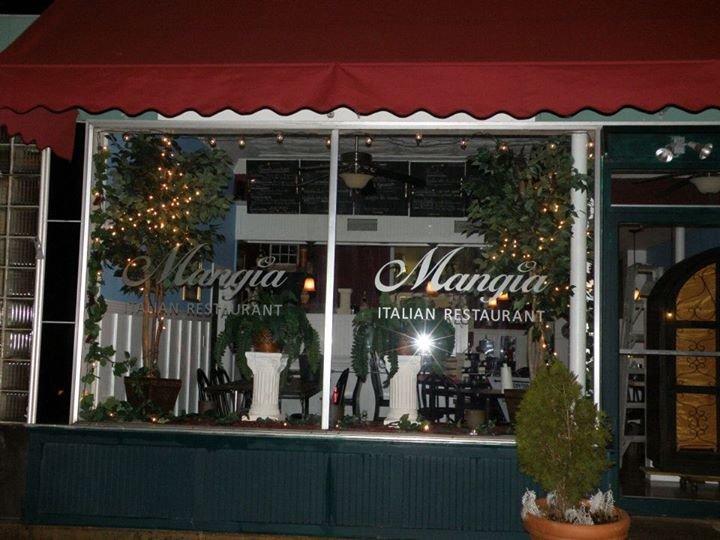Mangia Italian llc cover