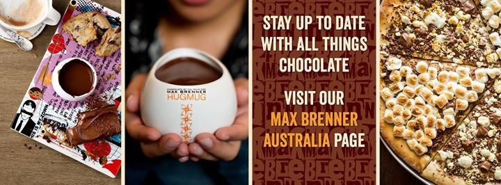 Max Brenner Chocolate Bar - Melbourne Central cover